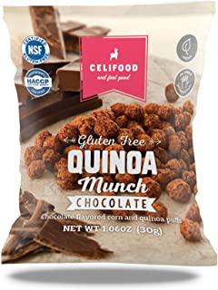 Quinoa Munch, Chocolate, 1.06oz, Gluten-Free (6-Pack)