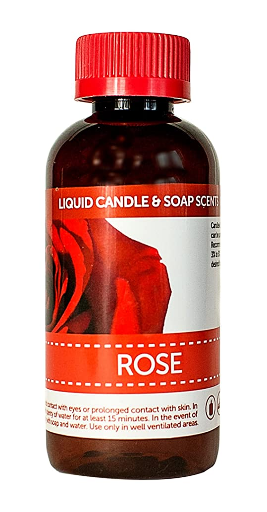 Candlewic Rose Candle & Soap Fragrance, 4 oz