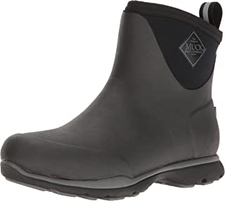 Arctic Excursion Men's Rubber Winter Ankle Boot