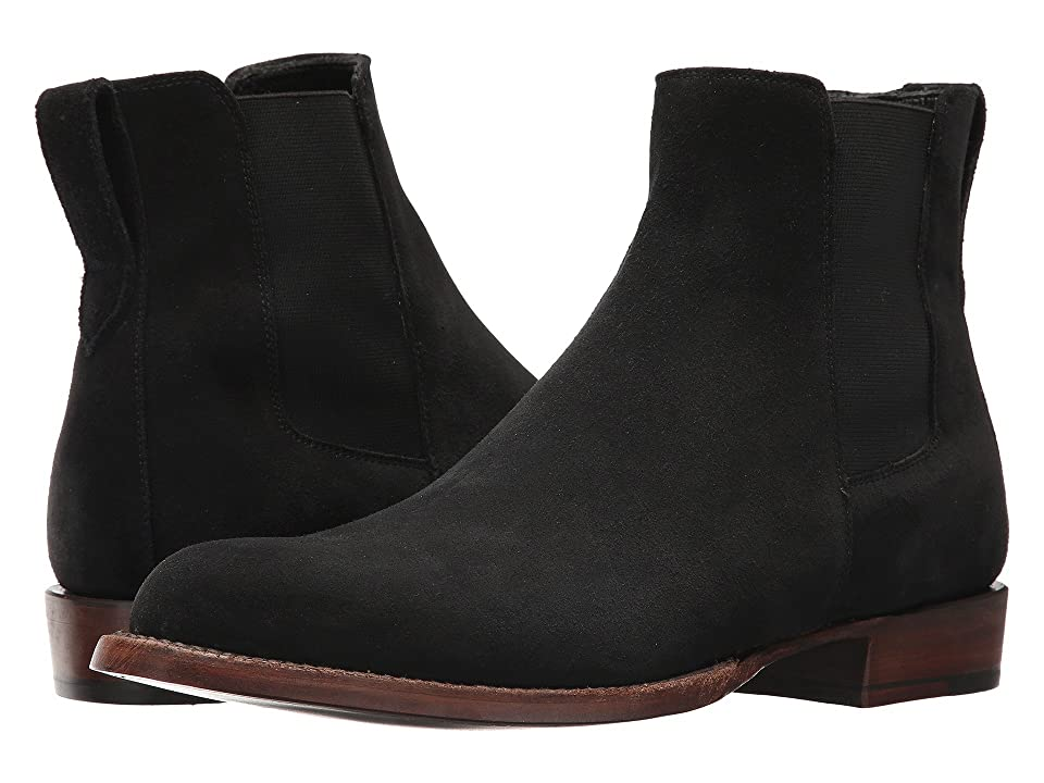 Lucchese Grayson (Black) Cowboy Boots