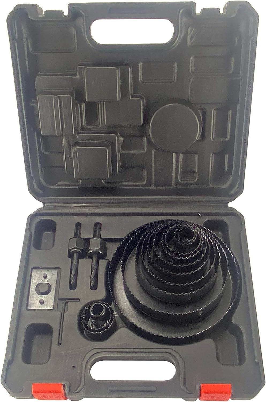 HFS R Hole Saw Set19 Pcs latest 13Pcs Sales 2 with Kit Blades