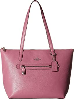 COACH Taylor Tote in Pebbled Leather