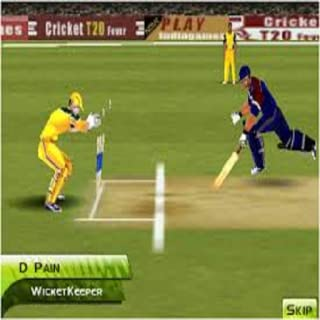online cricket games for android