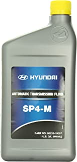 HYUNDAI Genuine 00232-19057 Automatic Transmission Fluid