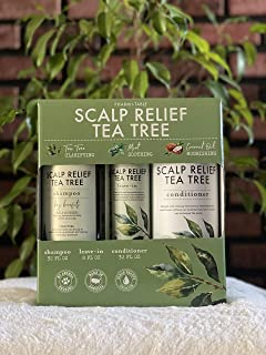 Scalp Relief Tea Tree (Mint green) 3-in-1