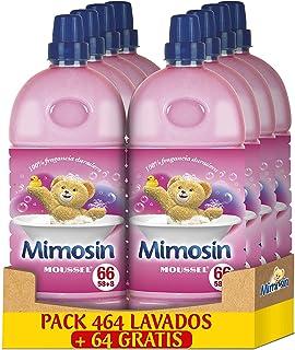 comprar comparacion Mimosin Concentrado Suavizante Moussel 66lav x 8botellas