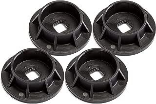 Intex Replacement Leg Caps for 13'-16' Metal Frame Pools