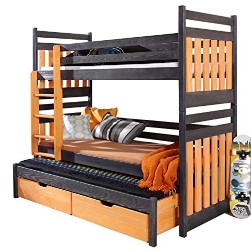 Triple Sleeper Bunk Beds Amazon Co Uk