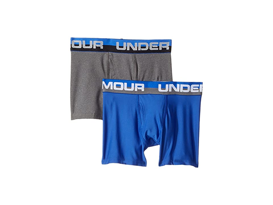 Under Armour Kids - Under Armour Kids 2-Pack Solid Performance Boxer