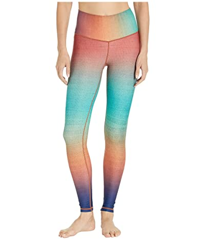 Niyama Sol Ombre Santa Fe Leggings (Multi) Women