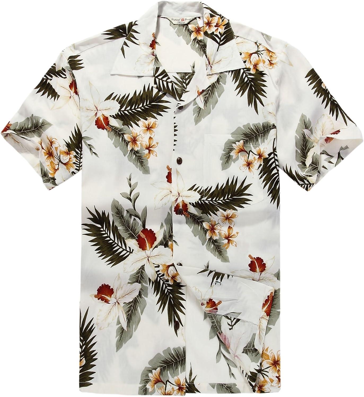 Men's Hawaiian Shirt Aloha wholesale Manufacturer regenerated product