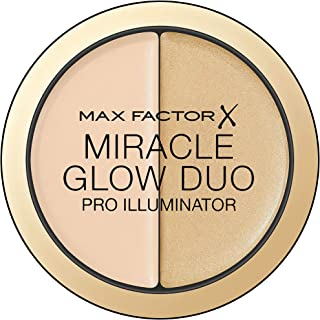 Max Factor Miracle Glow Duo Highlighter Light