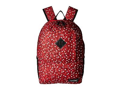 Dakine Essentials 22L Backpack (Crimson Rose) Backpack Bags