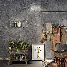Special/Simple Home Improvement Solid Color Wallpaper 3D Wallpaper Living Room Wallpaper Khaki (Color : Darkgray, Size : ...
