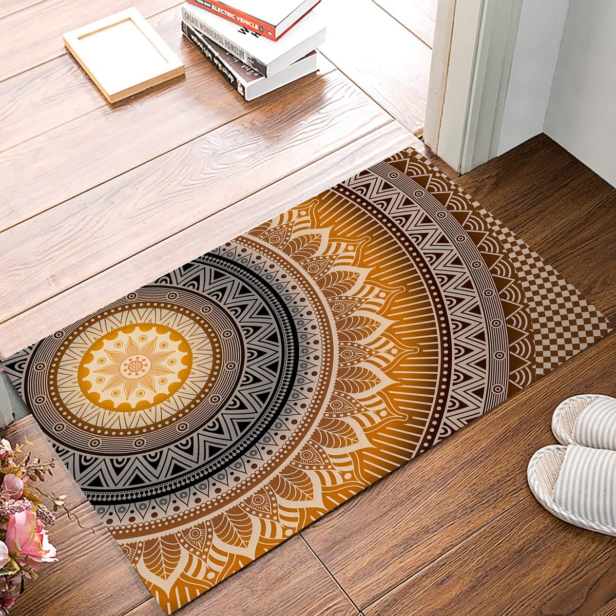 FAMILYDECOR Doormat for Entrance Way New Shipping Free Shipping Max 90% OFF Front Bathroom Door Indoor