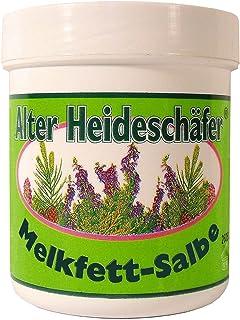 Alter Heideschäfer 5er Vorteilspack Melkfett-Salbe, 5 Dosen a 100ml