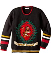 Dolce & Gabbana Kids - Sicily Sweatshirt (Toddler/Little Kids)