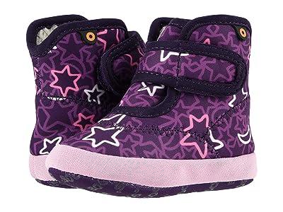 Bogs Kids Elliot II Night Sky (Infant/Toddler) (Purple Multi) Girl