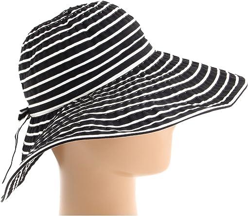 Black/White Stripe