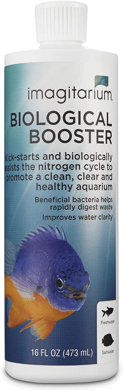 Petco mart Brand - Imagitarium Booster Rapid rise Biological