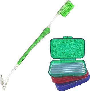 Cera de silicona Orthosil 3 y 1 cepillo de dientes de