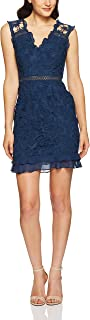 Cooper St Women's Lustrous Lace V Neck Dress