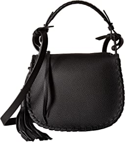 AllSaints - Mori Leather Crossbody