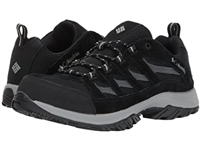 Columbia Crestwood (Black/Columbia Grey) Men