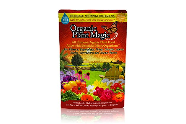 Best organic fertilizers for flowers   Amazon com