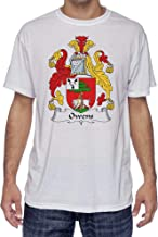 Owens Coat of Arms-Family Crest, Moister Wicking Sports T-Shirt