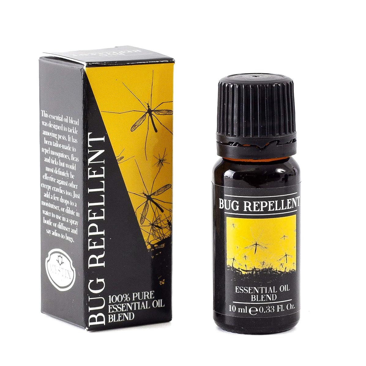 ポスト印象派噛むオートメーションMystix London | Bug Repellent Essential Oil Blend 10ml