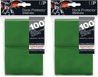 Best card sleeves green Reviews