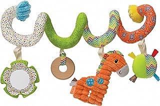 Bkids France - Espiral de juego para bebé, multicolor