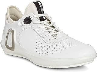 ECCO Women's Intrinsic 3 Fashion Sneaker White 39 EU/8-8.5 M US