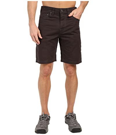 Prana Bronson 11 Short (Charcoal 1) Men