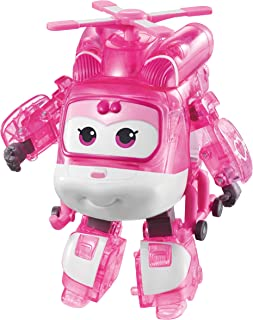 Super Wings - Limited Edition, X-Ray Series, Transforming Dizzy Toy Figure, Helicopter, Bot  , 5