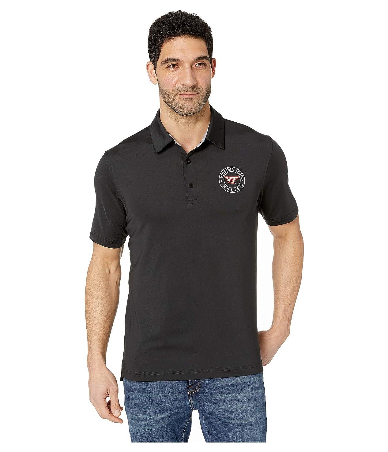 経営者道路を作るプロセス暫定[チャンピオン] メンズ シャツ Virginia Tech Hokies Solid Polo [並行輸入品]