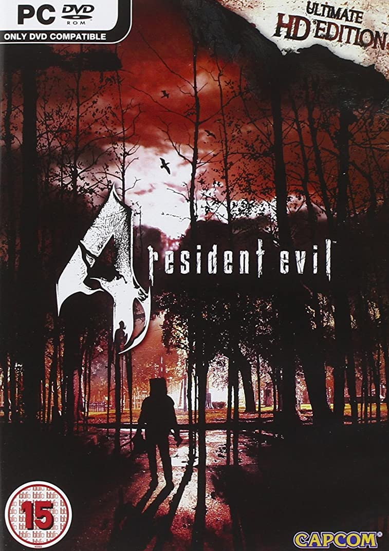 農学狂気死傷者Resident Evil 4 HD (PC DVD) (輸入版)