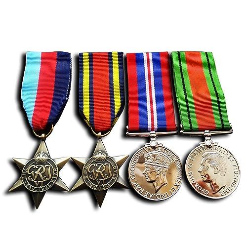 """WW2 Medal Ribbon Pacific Clasp /""""Replica/"""""""
