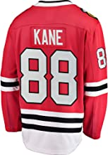 Patrick Kane Chicago Blackhawks #88 Red Youth Home Premier Jersey