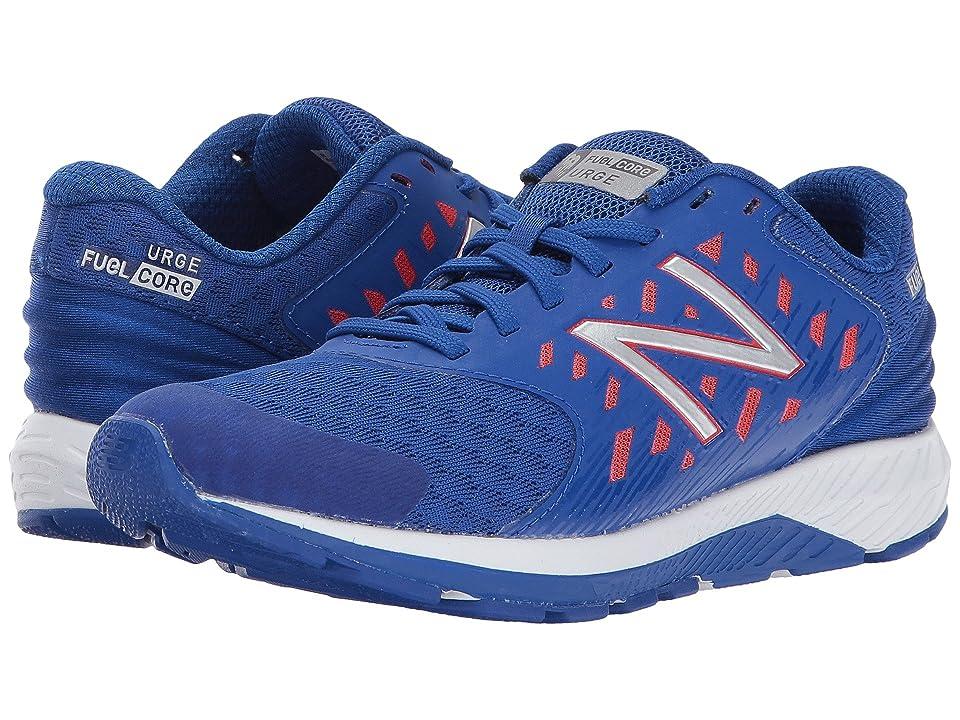 New Balance Kids Vazee Urge (Little Kid/Big Kid) (Blue/Red) Boys Shoes