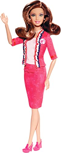 Barbie I Can Be President Hispanic Doll