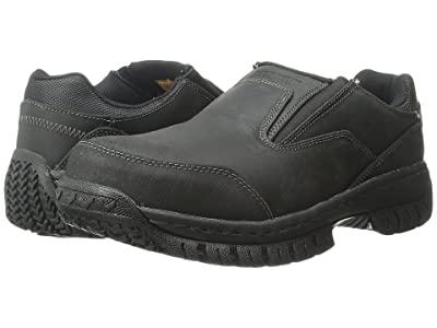 SKECHERS Work Hartan (Black) Men