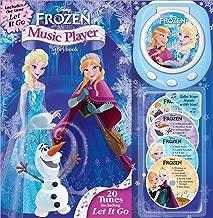 Disney Frozen Music Player Storybook (1)