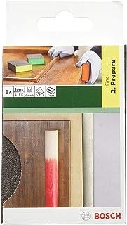 Bosch - Taco abrasivo para lijar a mano, grano fino