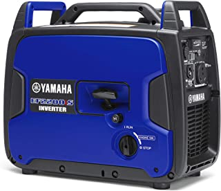 Yamaha EF2200iS Inverter Generator, 2200 Watts, Blue