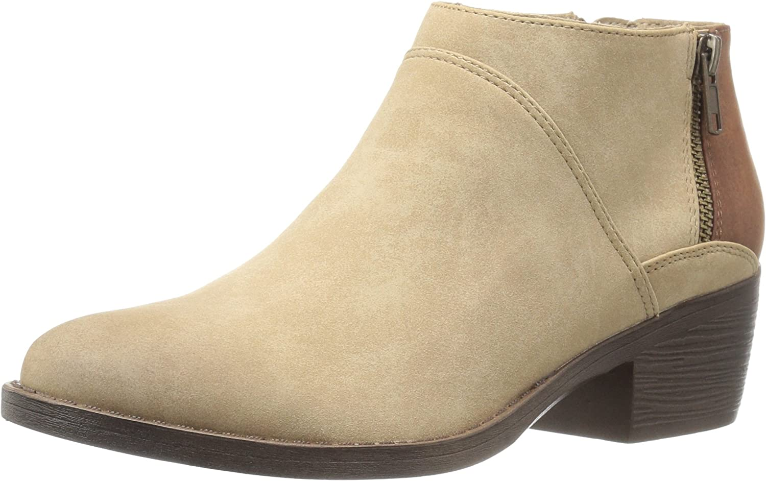 B&C Home Goods Womens Union Ankle Bootie