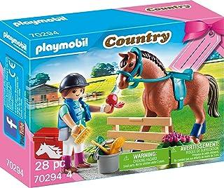 """PLAYMOBIL Country 70294 Zestaw upominkowy """"Stadnina koni"""", od 4 lat"""