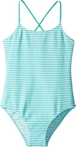 Vilebrequin Kids - Terry Raye One-Piece Swimsuit (Big Kids)