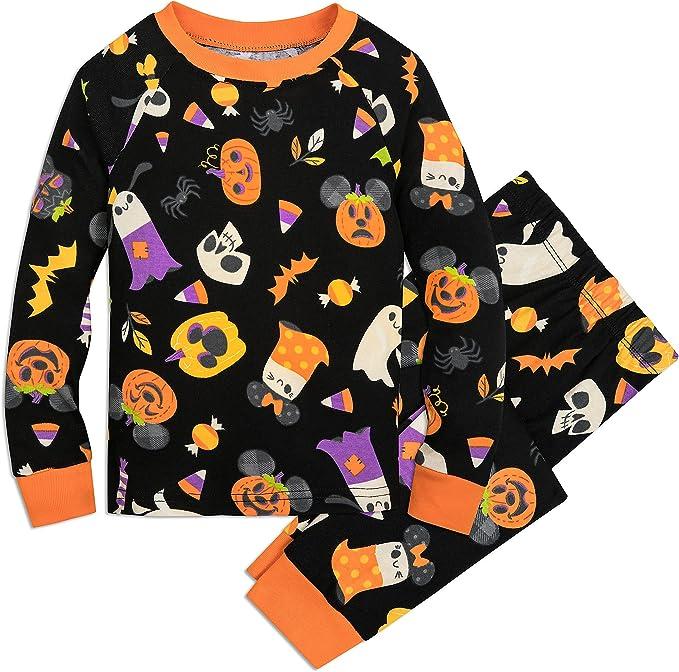 Disney Mickey Mouse Pumpkin Halloween PJ PALS for Boys